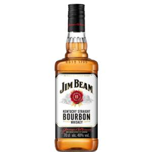 Jim Beam whiskey 1l