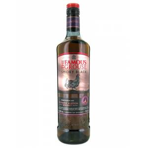 The Famous Grouse Smoky Black whisky 0,7l