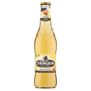 Strongbow Gold Apples 0,33l ÜVEG