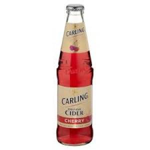 Carling  Cherry 0,33l ÜVEG